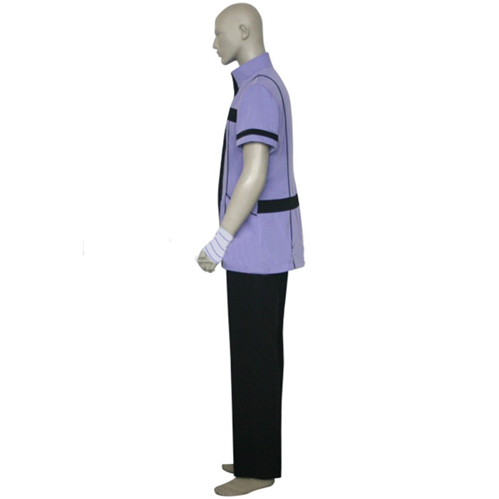 Déguisements Bleach Uryuu Ishida Costume Carnaval Cosplay Outfits