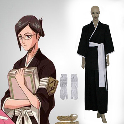 Top Bleach 8th Division Lieutenant Ise Nanao Cosplay Costumes Sydney