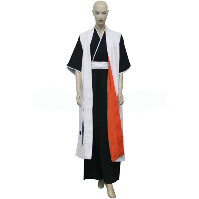 Déguisements Bleach 2nd Division Captain Soi Fong Costume Carnaval Cosplay
