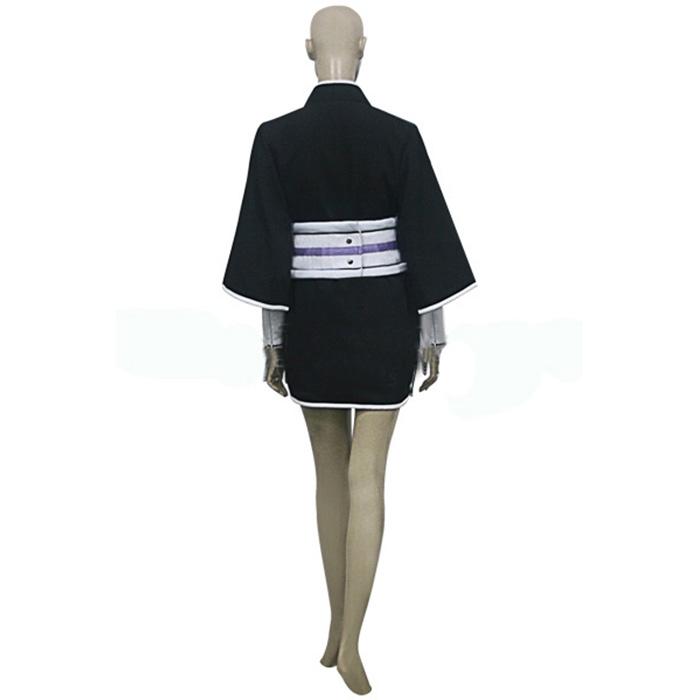 Luxury Bleach 12th Division Lieutenant Kurotsuchi Nemu Cosplay Costumes Wellington