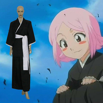 Bleach 11th Division Lieutenant Kusajika Yachiru Cosplay Costumes London