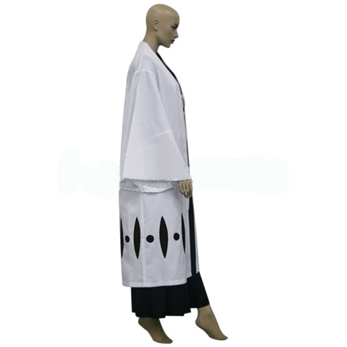 Luxury Bleach 4th Division Captain Unohana Retsu Cosplay Costumes Wellington