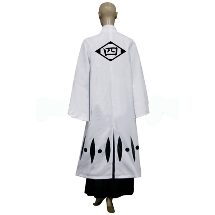 Bleach 4th Division Captain Unohana Retsu Cosplay Jelmez Karnevál