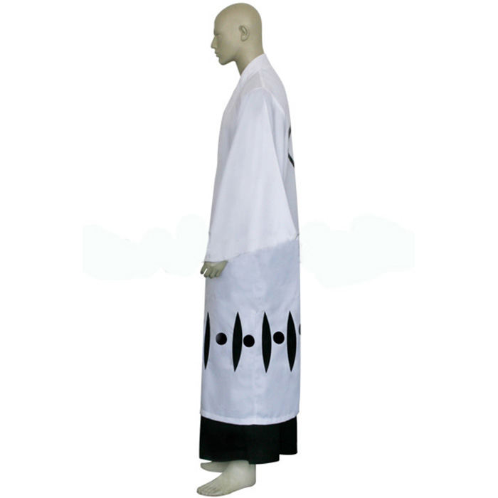 Bleach 5th Division Captain Aizen Sousuke Cosplay Outfits Clothing