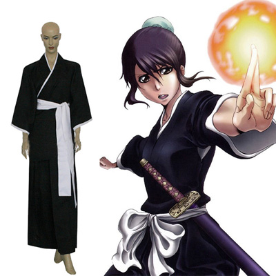 Bleach 5th Division Lieutenant Hinamori Momo Cosplay Outfits