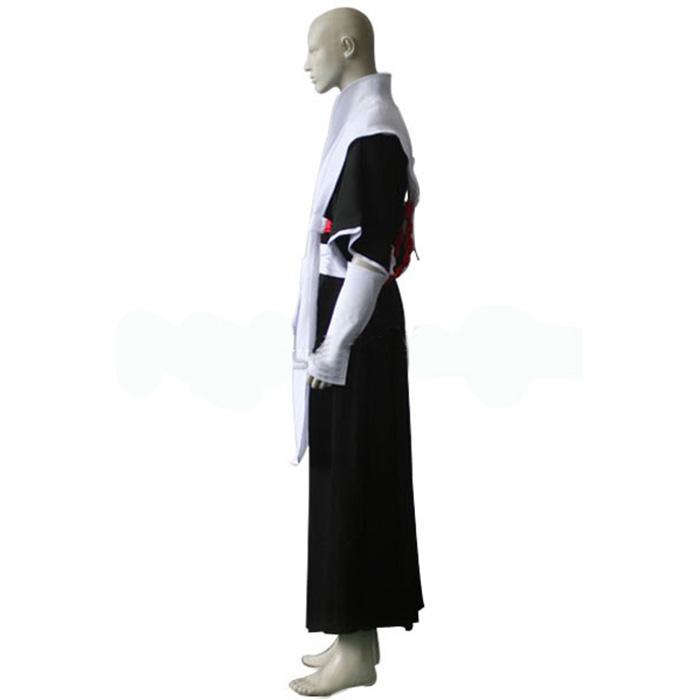 Déguisements Bleach Chojiro Sasakibe Costume Carnaval Cosplay