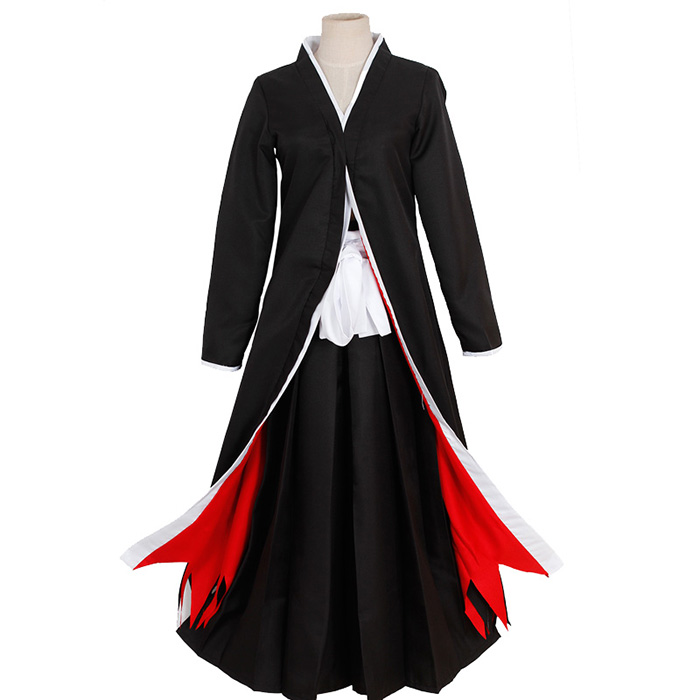 Bleach Kurosaki ichigo Solution Set Cosplay Jelmez Karnevál