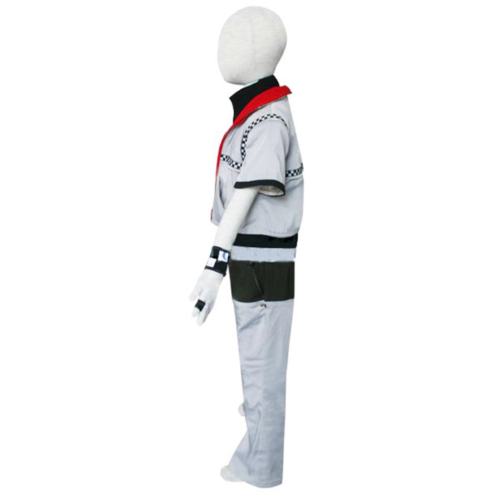 Kingdom Hearts 2 Roxas Kids Cosplay Outfits
