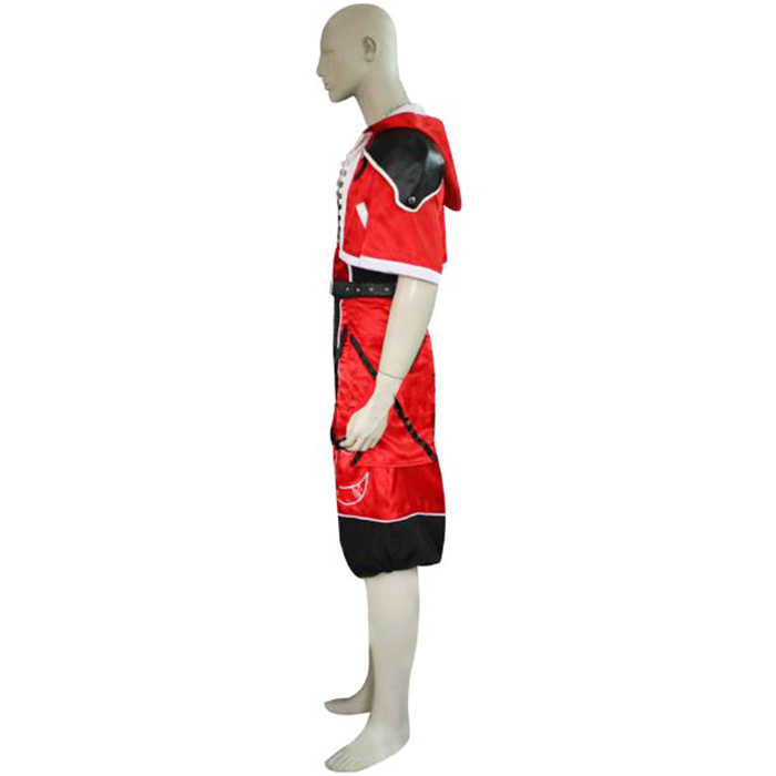 Luxury Kingdom Hearts 2 Sora Brave Form Cosplay Costumes Wellington