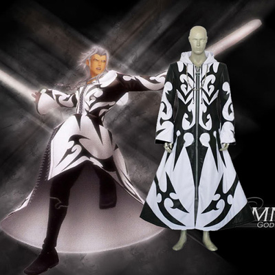 Kingdom Hearts Xemnus Cosplay Costume Carnaval