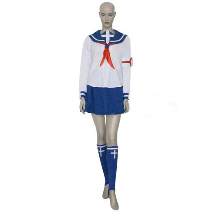 Buso Renkin Tokiko Tsumura Cosplay Outfits