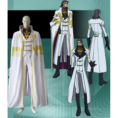 Disfraces Code Geass Bismarck Waldstein Cosplay Spain