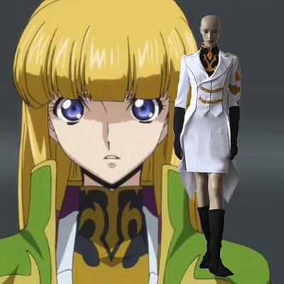 Code Geass Monica Krushevski Cosplay Outfits