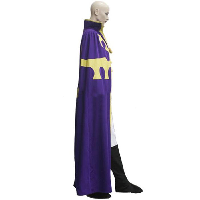 Luxury Code Geass Nonet Aniaguram Cosplay Costumes Wellington