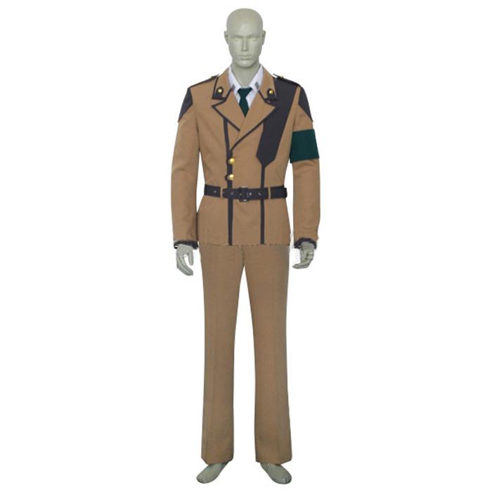 Code Geass Knight of Seven Cosplay Kostume Tøj Fastelavn