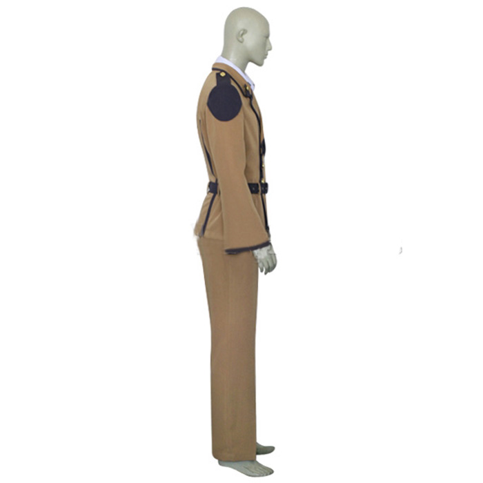 Luxury Code Geass Knight of Seven Cosplay Costumes Wellington