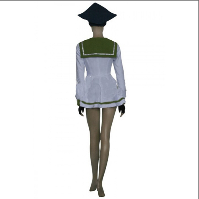 Air Gear Simca Cosplay Outfits Anime Clothing