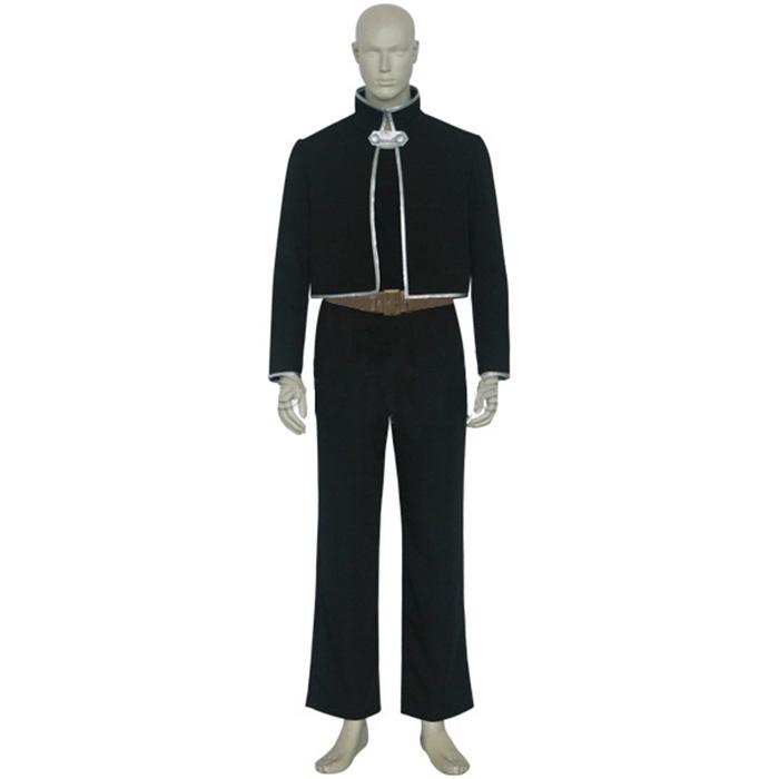 Déguisements Fullmetal Alchemist Edward Elric Costume Carnaval Cosplay