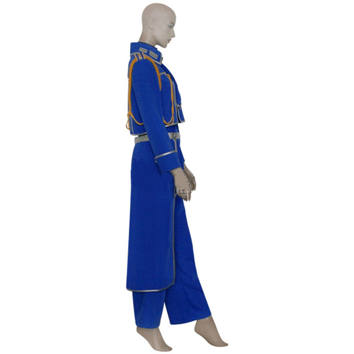 Déguisements Fullmetal Alchemist Riza Hawkeye Costume Carnaval Cosplay