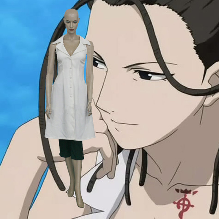 Fullmetal Alchemist Izumi Curtis Cosplay asut Naamiaisasut