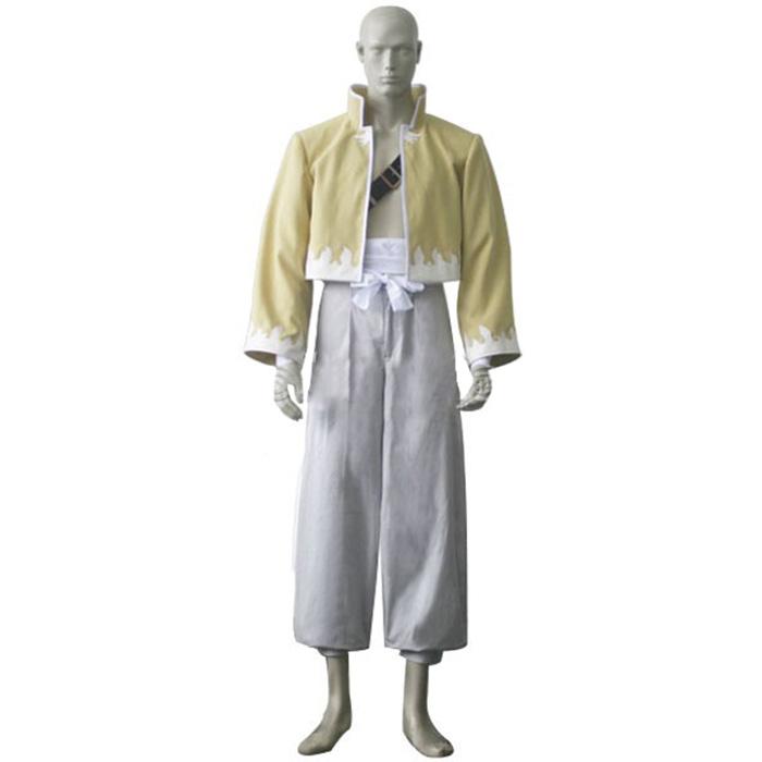 Fullmetal Alchemist Lin Yao Cosplay asut Naamiaisasut