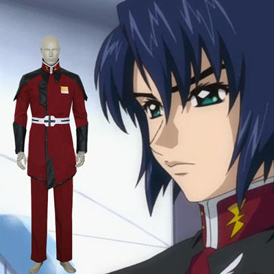 Disfraces Mobile Suit Gundam Seed Athrun Zala Cosplay Spain