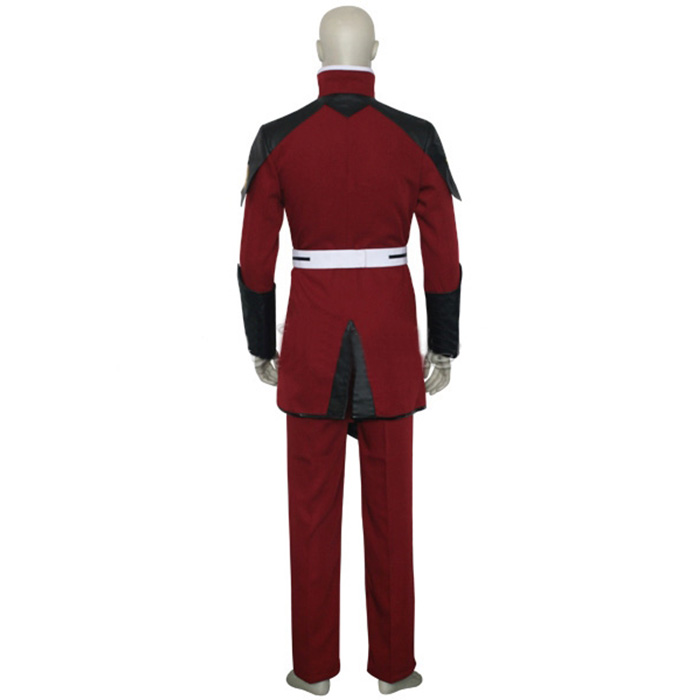 Mobile Suit Gundam Seed Athrun Zala Cosplay Outfits