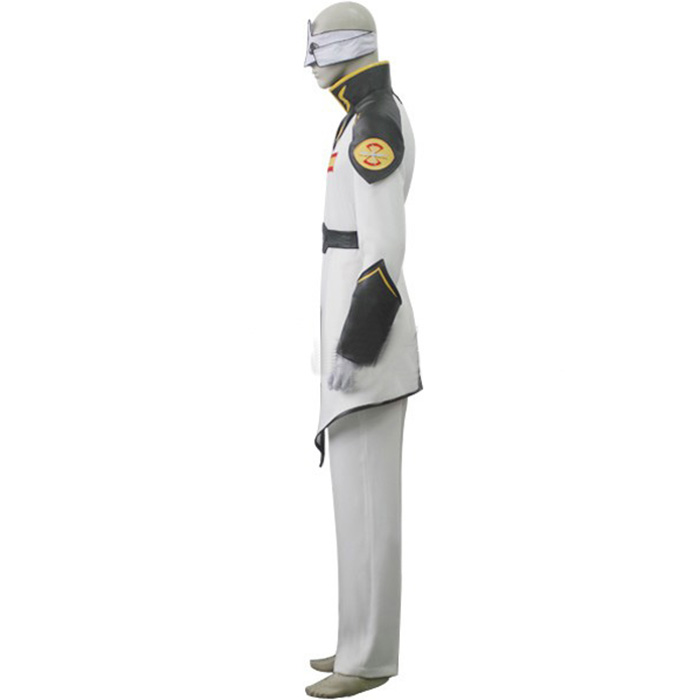 Déguisements Mobile Suit Gundam Seed Raww Le Klueze Costume Carnaval Cosplay