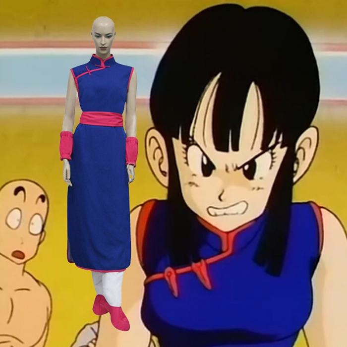 Dragon Ball Z Qi Qi Cosplay Outfits Anime