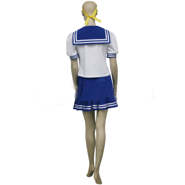 Déguisements Lucky Star Girls Uniform Costume Carnaval Cosplay