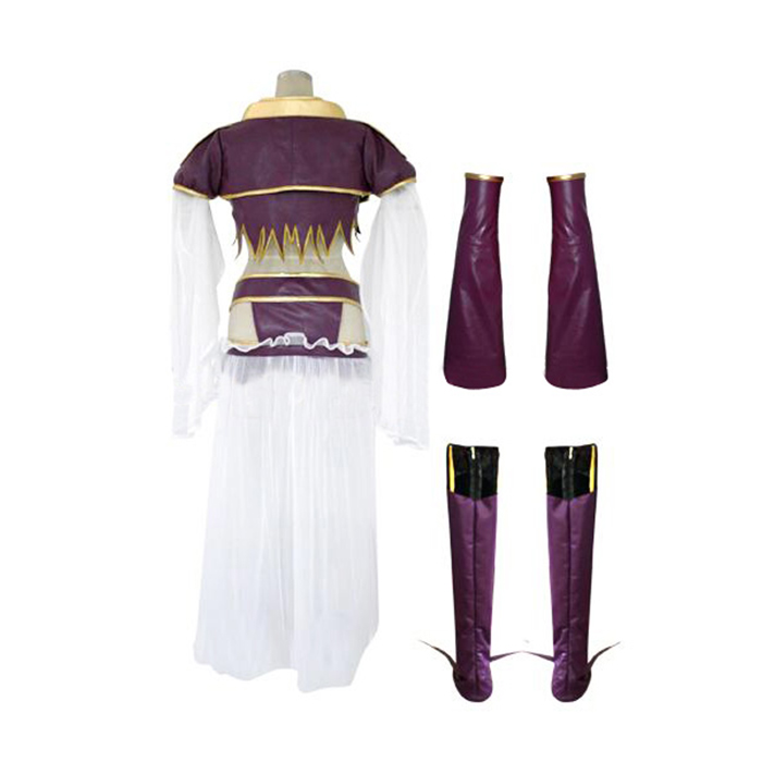 Final Fantasy IX 9 Kuja Cosplay Outfits Anime