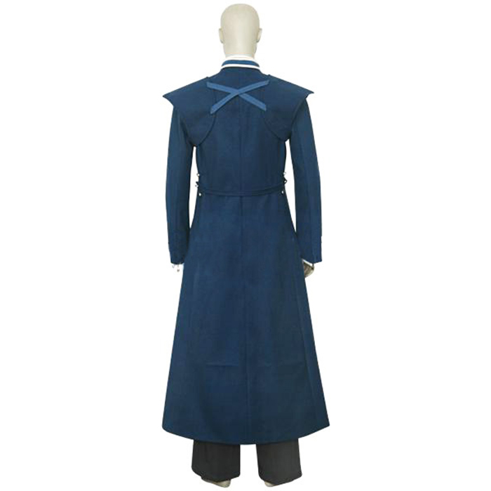 Top Final Fantasy VII 7 Reeve Tuesti Cosplay Costumes Sydney