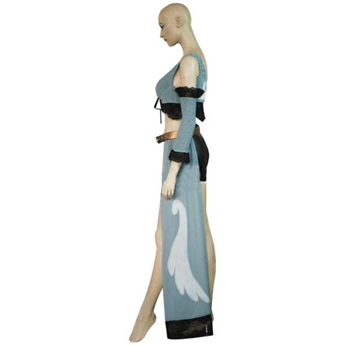 Final Fantasy VIII 8 Rinoa Cosplay asut Naamiaisasut