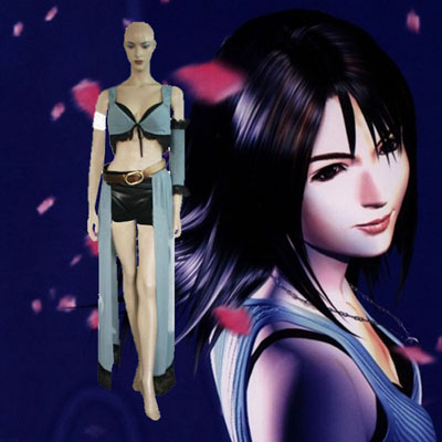 Final Fantasy VIII8 Rinoa-Cosplay Costume Carnaval