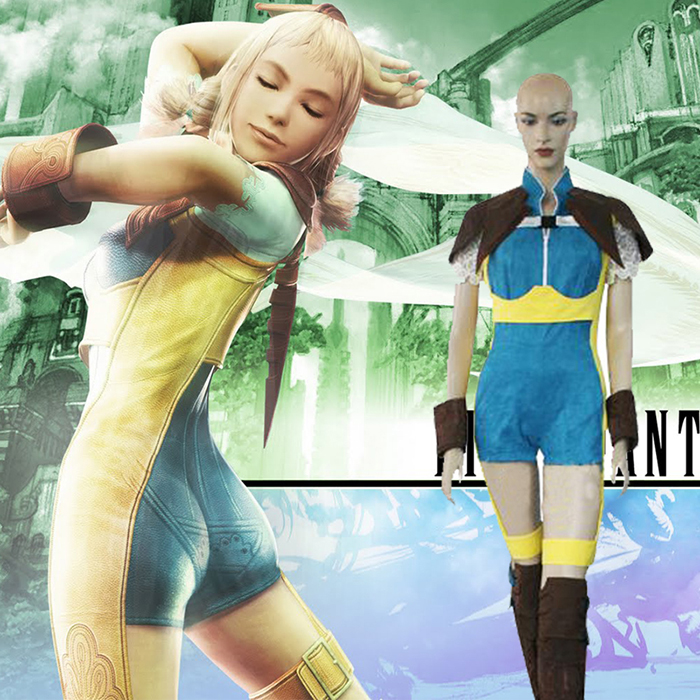 Final Fantasy XII 12 Penelo Cosplay Outfits Clothing