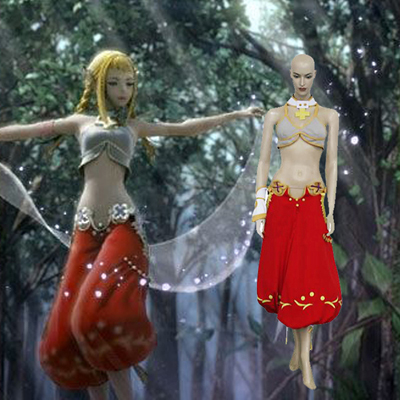 Top Final Fantasy XII 12 Penelo Cosplay Costumes Sydney