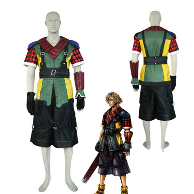 Final Fantasy XII 12 Shuyin Cosplay Outfits