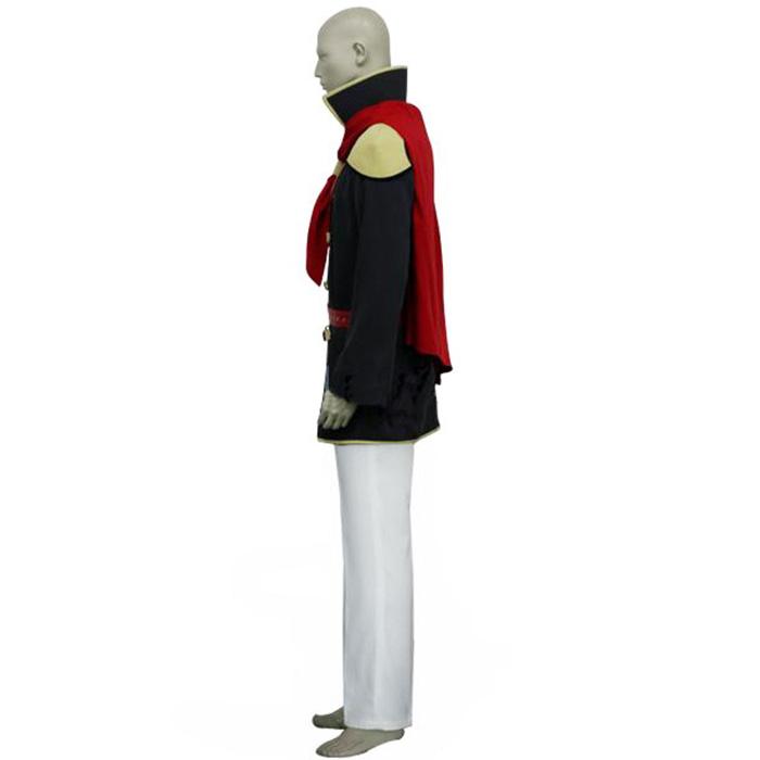 Déguisements Final Fantasy XIII 13 Agito Boy Uniform Costume Carnaval Cosplay