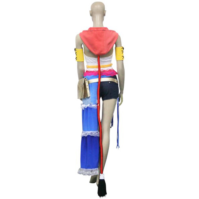 Final Fantasy XII 12 Yuna Cosplay Outfits