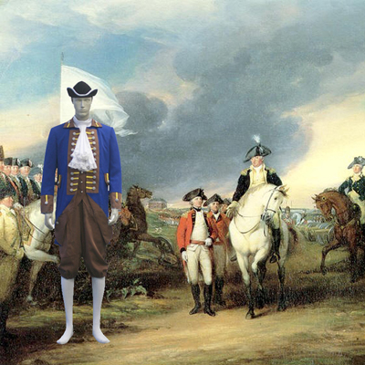Luxury The American Revolution Cosplay Costumes Wellington