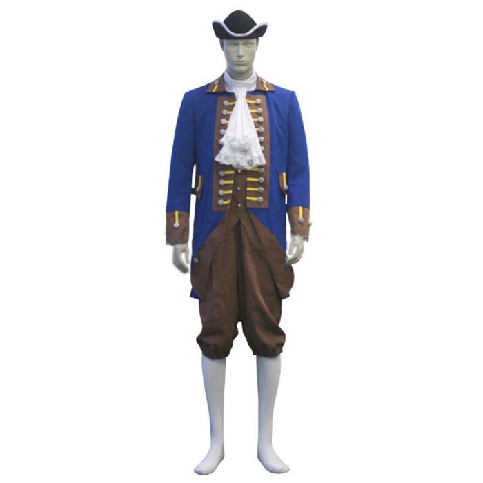 Luxury The American Revolution Cosplay Costumes Wellington