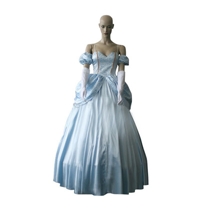 Luxury Princess Cosplay Costumes Wellington Prom Gowns