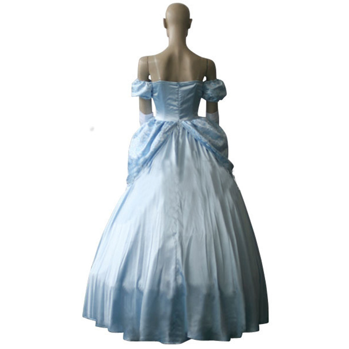 Princess Cosplay Outfits Prom Clothing Anime