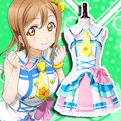 Anime LoveLive! Sunshine!! Hanamaru Kunikida Cosplay Costumes