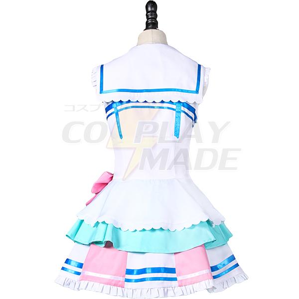 Anime LoveLive! Sunshine!! Yoshiko Tsushima Cosplay Costumes
