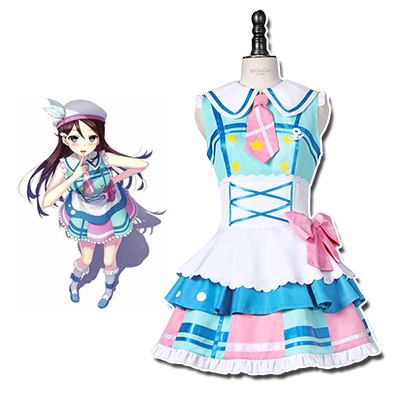 Anime LoveLive! Sunshine!! Riko Sakurauchi Cosplay Costumes
