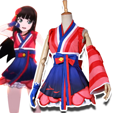 2017 New Style Anime LoveLive! Sunshine!! Dia Kurosawa Cosplay Costumes