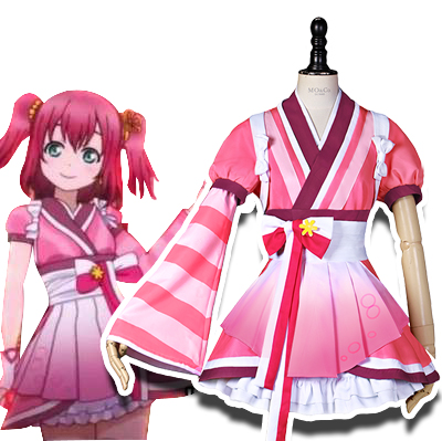 2017 New Style Anime LoveLive! Sunshine!! Ruby Kurosawa Cosplay Costumes