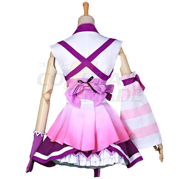 2017 New Style Anime LoveLive! Sunshine!! Mari Ohara Cosplay Costumes