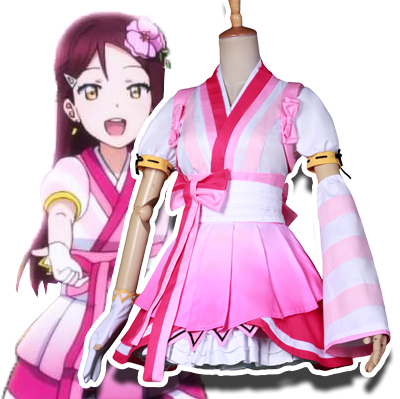 2017 New Style Anime LoveLive! Sunshine!! Riko Sakurauchi Cosplay Costumes